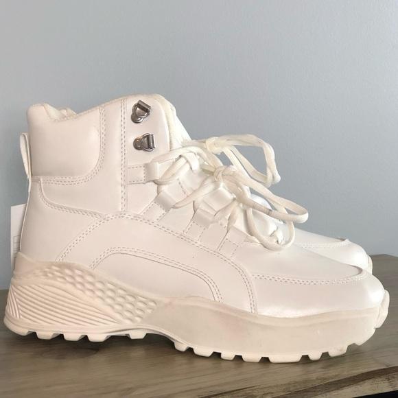 Wild Fable Corene High Top Chunky Sneakers NWT